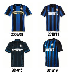 f44651979c2 Significant Inter Milan Home Jerseys history Inter Milan kit home