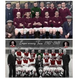 History of the Arsenal Kit Origin Squads
