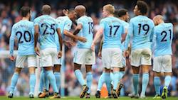 Is the rise of English football approaching Man City
