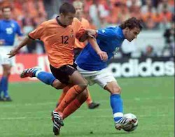 Italy 2000 Final Holland