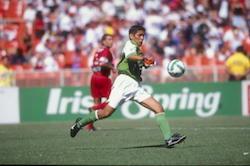 Jorge Campos Goalkeeper Extraordinaire 18cfe6fce