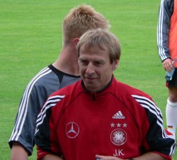 jurgen klinsmann germany coach
