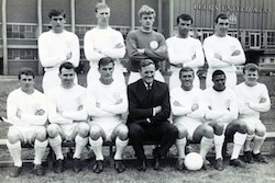 Leeds United 1970s 1965 Team