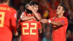 Nations League Spain