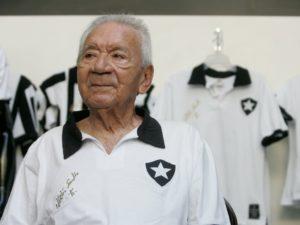 Nilton Santos following retirement