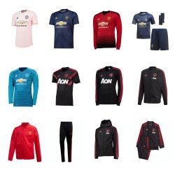Presents Manchester United Over 40