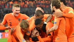 reviewing euro 2020 qualifying draw netherlands nations league