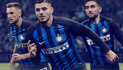 Serie A Football Shirt Releases for 2018 Juventus Inter Milan