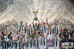 Serie A Whats New For 2018 19 Juventus Winners