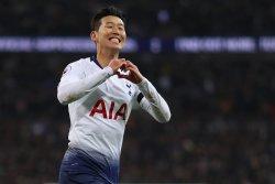 Son Heung Min Spurs