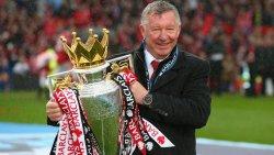 sir alex ferguson trophy